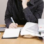 サラリーマンの年収の違いによる確定申告
